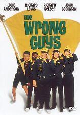 The Wrong Guys (DVD, 2002) JOHN GOODMAN VERY RARE USED VERY GOOD
