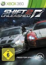 XBOX 360 Need for Speed Shift 2 Unleashed * Top Zustand