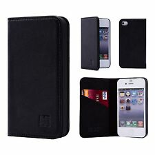 Apple iPhone 6 Plus Leather Wallet Case Designed by 32nd Classic Real Design