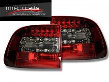 LED Rückleuchten für Porsche Cayenne  S Turbo GTS rot schwarz Tuning