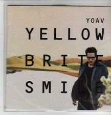 (CP994) Yoav, Yellow Brite Smile - 2011 DJ CD