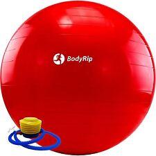 Yoga Pilates Aerobica Ginnastica Rosso Swiss Ball ab Addominali Palestra Allenamento Formazione