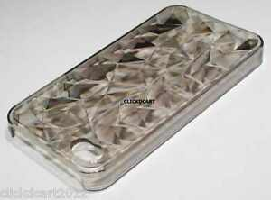 3D Snap On Cover Case With Screen Protector For Apple Iphone 4G 4S