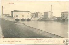 PADOVA - IL BACCHIGLIONE AL BASSANELLO 1904
