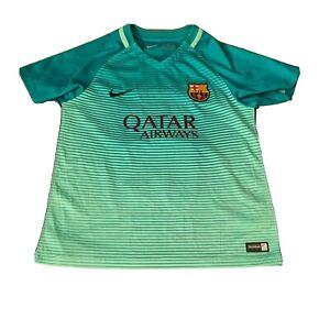 'Messi' FC Barcelona Third Kit 2016/2017 (7/8 years) kids