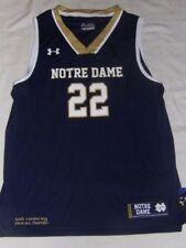 NCAA Notre Dame Fighting Irish Under Armour HeatGear Youth Jersey Size XL a01bf6f40