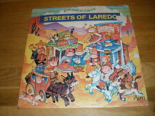STREETS OF LAREDO the musical story of LP Record - Sealed