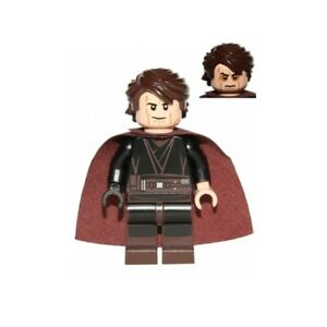 Official New Star Wars LEGO 9526 Anakin Sith eyes Darth Vader minifigure
