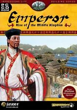 *Emperor Rise of the Middle Kingdom PC* Region Free ~Fast & Free Postage~ ELE7