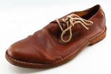 Cole Haan Shoes Sz 8.5 M Almond Toe Brown Derby Oxfords Leather Men