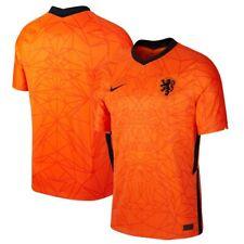 Holanda Futebol Europeu Nacional De Euros 2020/21 Away Jersey Réplica Laranja
