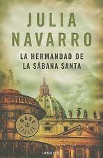 LA HERMANDAD DE LA SÁBANA SANTA by Julia Navarro (2013, Paperback)