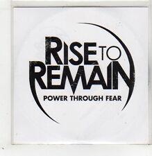 (GB727) Rise To Remain, Power Through Fear - 2011 DJ CD