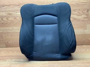 2009-2019 NISSAN 370Z Z34 DRIVER LEFT SEAT COVER CLOTH TOP CUSHION AIRBAG