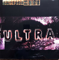 Depeche Mode ‎LP Ultra - Gatefold - Europe (M/M - Scellé)