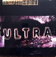 Depeche Mode LP Ultra - Gatefold - Europe (M/M - Scellé)