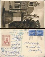 Post-War (1945-Present) Posted Collectable People Postcards