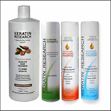 Complex Professional Brazilian Keratin Hair Treatment Blowout USA made