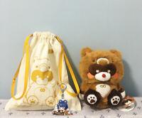 Official Genshin Impact Xiangling Guoba Plushie Plush Doll Toy Collection