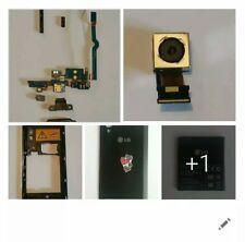 LG-P760 Ersatzteile: z.B. Nebenplatine, Akku, Einbaurahmen, Deckel oder Kamera.