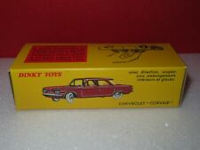 BOITE DINKY TOYS ATLAS COMME NEUF - CHEVROLET CORVAIR  - REF 552