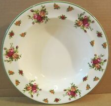 "Royal Albert Old Country Roses Cream ""Casual Classics"" Serving Pasta Bowl / Dish"