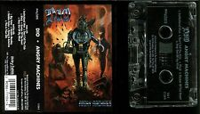 Dio Angry Machines USA Cassette Tape RARE !!