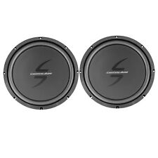 "Lightning Audio By Rockford Fosgate L0-S412 12"" 4Ohm Voice Coil Subwoofer"