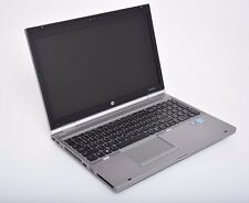 HP EliteBook Laptop Computer 8570p Core i5 2.8 GHz 4096MB 320GB HDD