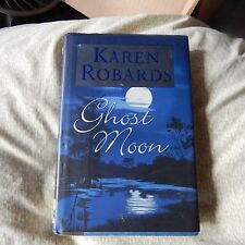 GHOST MOON by Karen Robards - Hardcover, 2000