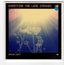 (FA533) Adrian Duffy, Everytime The Love Strikes - 2012 DJ CD