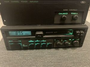Ford Sierra Cosworth car stereo
