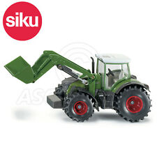 SIKU NO.1981 1:50 Scale FENDT TRACTOR WITH FRONT LOADER Dicast Model / Toy