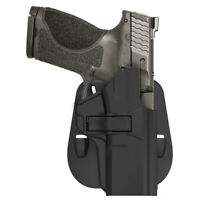 Tactical Holster Fit S&W M&P 9mm.40 Full Size Smith & Wesson Paddle Case Polymer