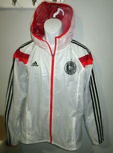 Mens Adidas Germany National Team World Cup Light jacket Deutscher  sz. L EUC