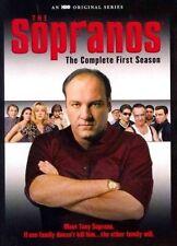 Sopranos Complete First Season - DVD Region 1