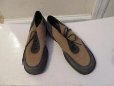 WOMENS ARCHE BROWN,BLACK SUEDE LACED UP SHOES SIZE 7