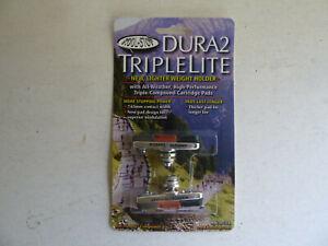 Kool Stop Dura 2 Triplelite Holder, Shimano compatible holder, triple compound