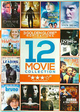 12 Movie Collection, Vol. 2 (DVD, 2014, 3-Disc Set) Brad Pitt, Ashton Kutcher