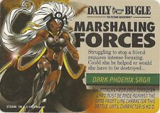 OVERPOWER Dark Phoenix Saga Mission - Event - Marshaling Forces - Rare - Storm