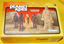 ReAction Figures Planet of the apes Lawgiver