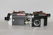 Rare Arsenal: Kiev-16U & Kiev-16C3 16-mm movie camera w/lens (Working condition)