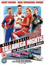 TALLADEGA NIGHTS - DVD - REGION 2 UK