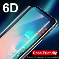 Case Friendly Tempered Glass Screen Protector For Samsung Galaxy S10 Plus/S10e