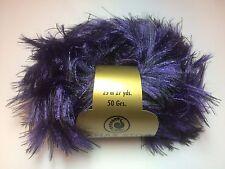 10 Stü. Lanas Stop RABBIT Farbe 630 Luxuswolle 10*50 Gramm Garn Effektgarn
