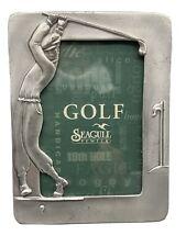 1989 Seagull Petwer Golf Frame 3-1/2 X 5 Photo