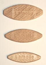 600 original Lamello Flachdübel Sortiment 200 je Größe