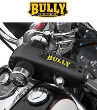 Bully Grip Lock Brake Lever BLACK Security Anti Theft Handlebar Suzuki