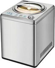 Unold 48880 Profi Plus 250W Profi Eiscreme-Maschine - Silber