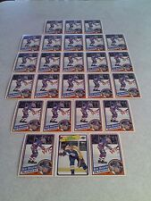 *****Bob Bourne*****  Lot of 25 cards.....2 DIFFERENT / Hockey